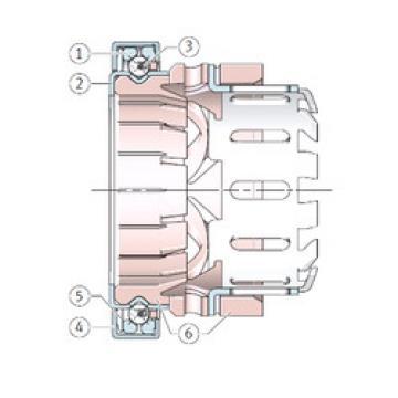 Rodamiento F-216218.3 INA