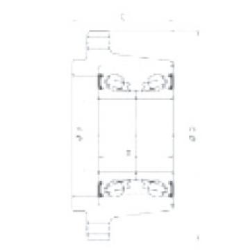Rodamiento F16010 Fersa