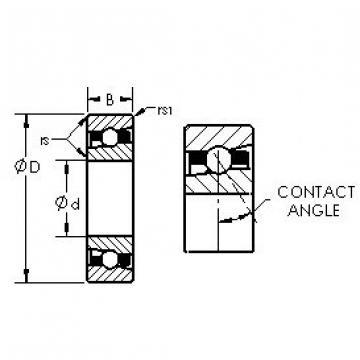 Rodamiento H7014AC/HQ1 AST