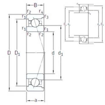 Rodamiento VEX 60 /NS 7CE1 SNFA